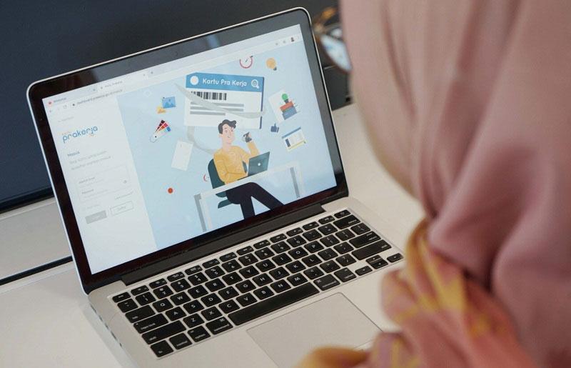 Daftar Online Kartu Pra Kerja Gelombang 5