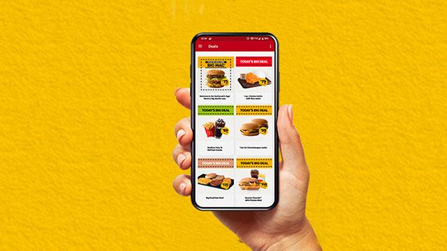 Promo menggunakan aplikasi penjualan